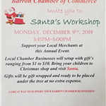 Santas Workshop 2019