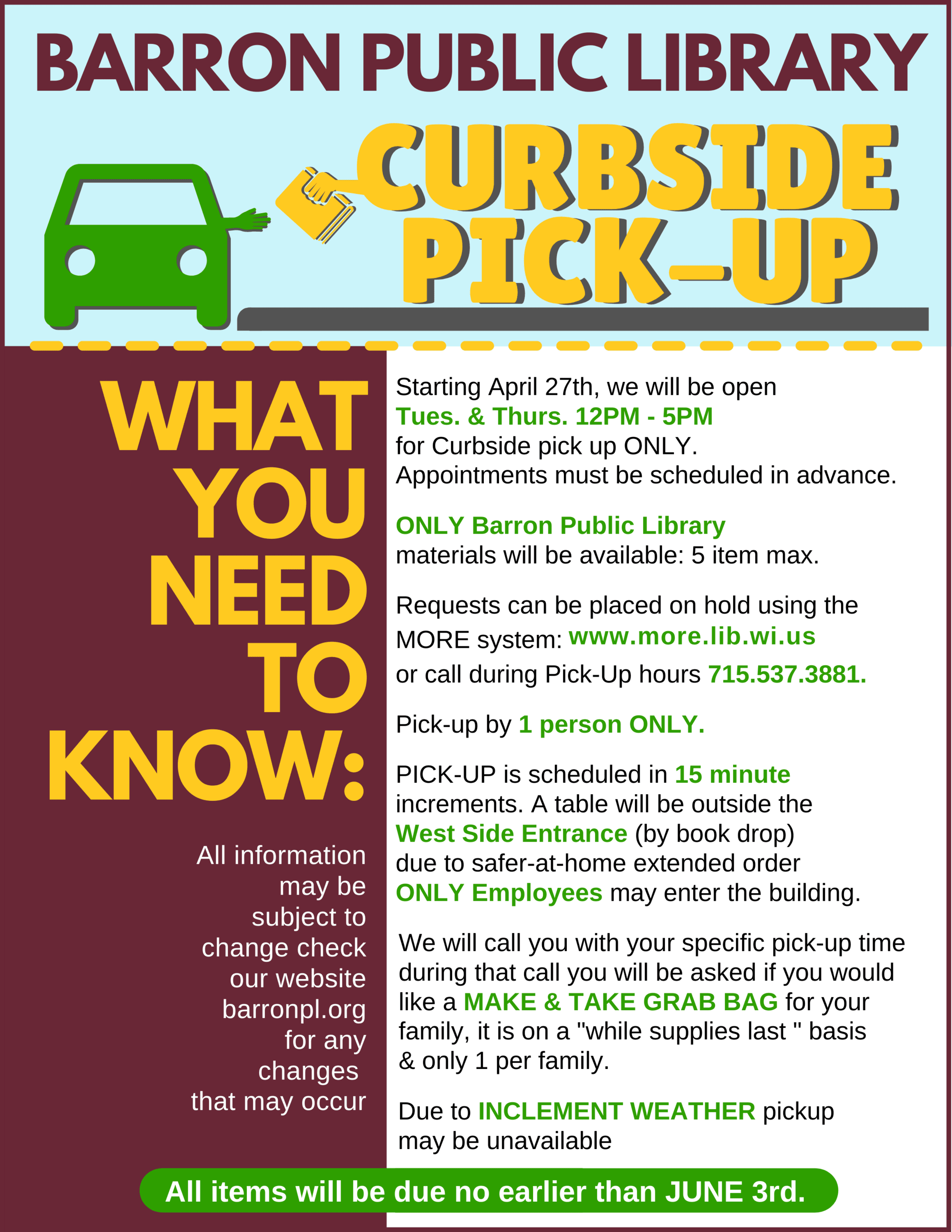 Curbside Pick up PNg